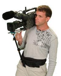 DVTEC EngRig Pro Combo   Federstütze für ENG Kameras