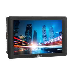 IKAN DH7 7 inch 4K Support HDMI On-Camera LCD Field Monitor