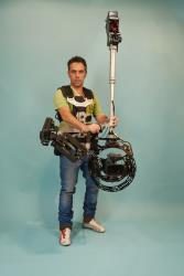 Basson Steady Silverlight2 - 8 Achsen Hybrid Kamera Stabilisierer