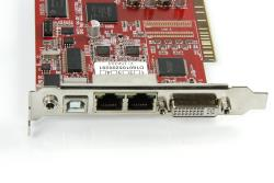 DBSTAR HVT11 LED-WALL Steuerkarte PCI