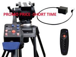 DigiPin13 SUPER BUNDLE WL1 + WL2 + 1 Empfänger - Drahtlose LANC Controller für Sony Canon JVC und Blackmagic