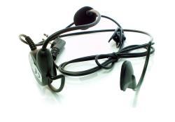 EARTEC Cyber Headset mit Anschlußkabel für Eartec Ultralite Intercom