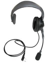 EARTEC MAX 4G SINGLE Kopfhörer-Mikrofon Headset
