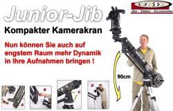 EZFX Junior JIB   sehr kompakter Kamerakran