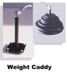 EZFX Caddy Stapel und Transporthilfe für Krangewichte