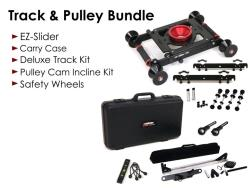 EZFX EZ-Slider Track and Pulley Bundle - Komplettset ohne Elektronik