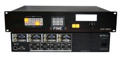 FineVideo FV-DVP-768-4S HD-SDI Switcher Scaler und Konverter für LED WALL