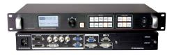 FineVideo FV DVP 904S HD SDI Switcher Scaler und Konverter 8 Eingänge