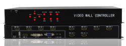 FineVideo VideoWall Matrix FV1x10 mit 10 HDMI Ausgängen