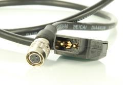Powertap D-TAP zu HiRose 4-Pin Kabel