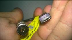 FineVideo LANC Adapter auf Sony Micro Multi USB