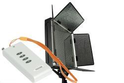 LED Tageslicht Flächenleuchte LED1000 50 Watt dimmbar mit FB für Foto und Video
