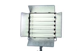 Dauerlicht Flächenleuchte Fluorescent 330 Watt LH655 Foto und Video