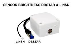 Lichtsensor DBSTAR und LINSN LED