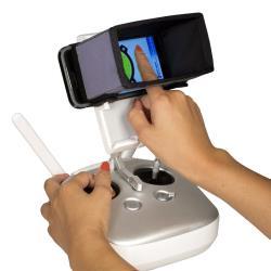 Hoodman HAV6 Sonnenschutzblende für das IPhone 6 und Aviator Drone
