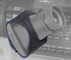 Hoodman HCAM4 Camcorder Neopren Montageband für Hoodloupe 3.0