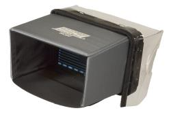 Hoodman HCD7 Blendschutz Regenschutz Odyssey und Blackmagic Videoassist 4K