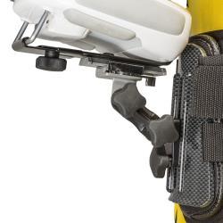Hoodman Hüftgürtel für Drohnensteuerung mit DJI Mount HDBDJI