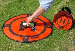 Hoodman Startplatz HDLP2 für Drohnen wie Mavic Spark und andere