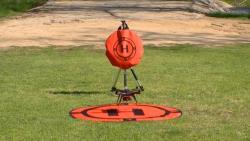 Hoodman Startplatz HDLP3 für Drohnen wie DJI Gopro Karma und andere