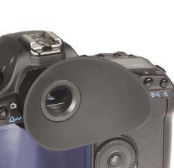 Hoodman Augenmuschel H-EYEC22 Canon 7D 1D und 1DS MARK III