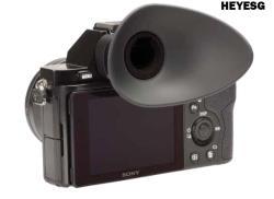 Hoodman Augenmuschel HEYESG für SONY A7 A7R A7S A7II für Brillenträger