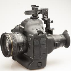 Hoodman Sucherlupe - DSLR Live view Cinema Kit Pro HLVC
