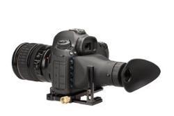 Hoodman HCFC Sucheraufsatz für Canon 3.2 Zoll LCD Monitore