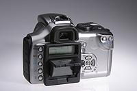 Hoodman Blendschutz und Kratzschutz für die Canon 350