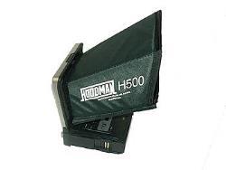 Hoodman H-500 LCD Sonnenblende Blendschutz