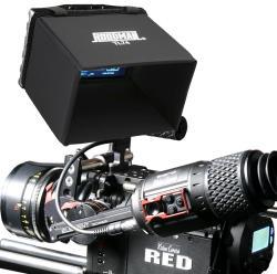 Hoodman REDTL74 LCD Sonnenblende Blendschutz für Red 7 Zoll