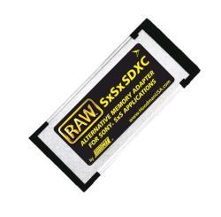 Hoodman SDHC SDXC Speicher Adapter nach Sony SxS