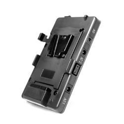 IKAN MP-S Multi Output VMount Platte 5V 7.2V 12 Volt mit vielen Kabeln