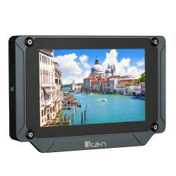 IKAN SAGA SX7 high brightness field monitor HDMI and 3G-SDI