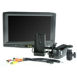 IKAN VH7e HDMI LCD Monitor 7 Zoll DeLuxe KIT