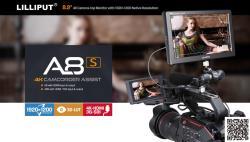 Lilliput A8S 4K fähiger SDI HDMI Monitor 8 9 Zoll