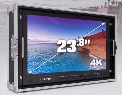 Lilliput 23 8 Zoll 4K Monitor mit 4 x HDMI SDI VGA bis 3840x2160 50Hz BM230 4K