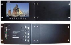ToteVision LCD-703 HD1 7 Zoll HDMI Rackmonitor