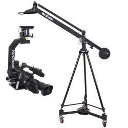 VariZoom VZQUICKJIBKIT-100 Kamerakran Remote Head Dolly Stativ