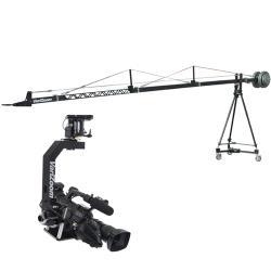 VariZoom VZSNAPCRANE16 100 Kamerakran 5 3 Meter und RemoteHead
