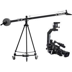 VariZoom VZSNAPCRANE9-100 KameraKran 3 Meter mit RemoteHead