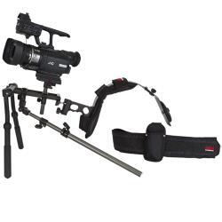 VariZoom VZSTINGRAY   Schulterstütze für DSLR Kameras