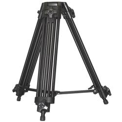 VariZoom VZT75A video tripod with mid spreader 75mm