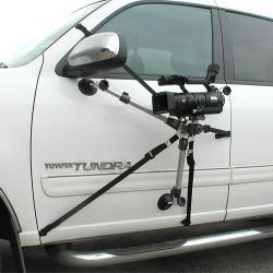 VariZoom VZAUTORIG Fahrzeug Stativ KFZ Halterung für Kamera