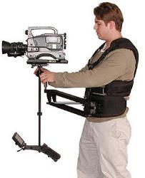 VariZoom GT Single-Arm Stabilizer with vest