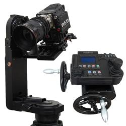 VariZoom VZCINEMAPRO JR K1 Remote Head mit Wheels