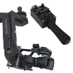 VariZoom VZCINEMAPRO-JR-K5 Remote Head mit Jibstick Controller