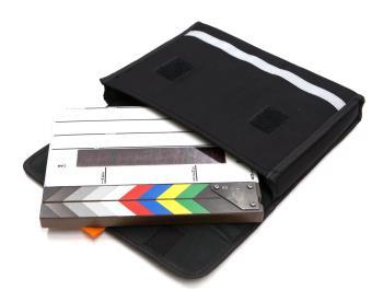 Cinebags CB85 Tasche für Filmklappe und MacBook