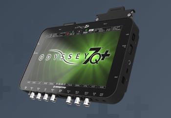 Convergent Design Odyssey 7Q+ 4K SSD Rekorder