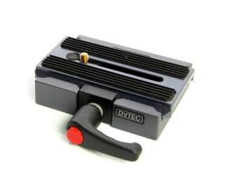 DVTEC 577 QR Schnellwechselplatte mit Halterung 5019